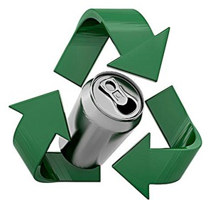 Soda Can Recycling