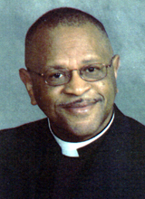 Our pastor, Fr. Johnnie Smith