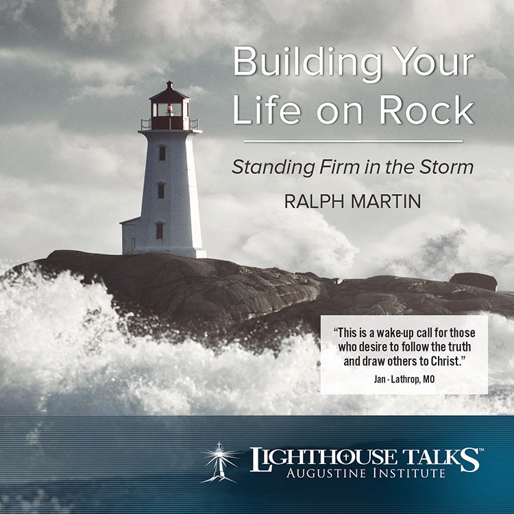 Building Your Life on Rock: Standing Firm in the Storm CD cover