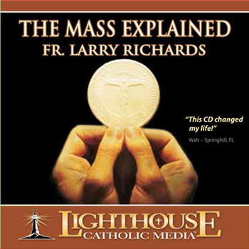 The Mass explained CD cover