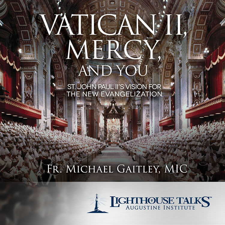 Vatican 2, Mercy, and You CD cover